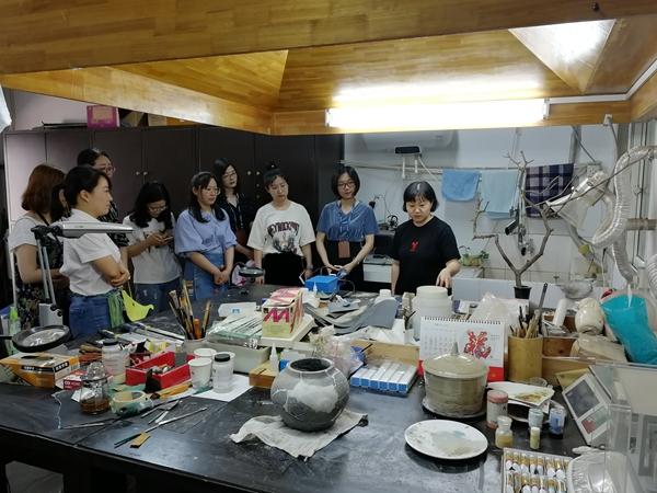 安徽博物院团支部开展第十三期青年业务知识系列培训3.jpg