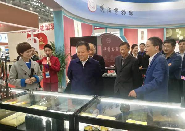 安徽博物院亮相第十三届合肥国际文化博览会1_副本.png
